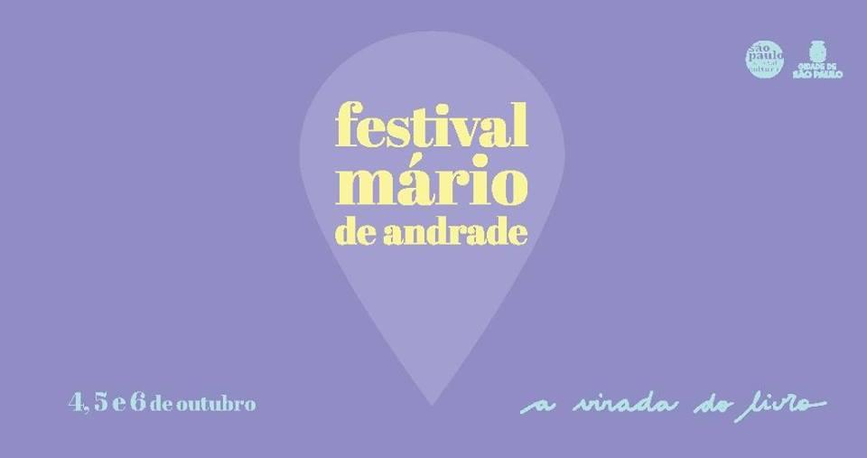 confira a programação do festival mário de andrade