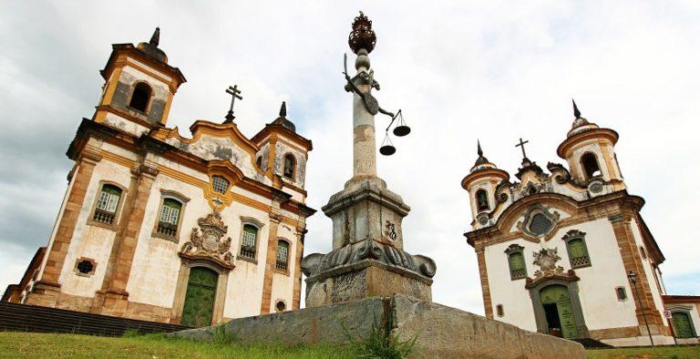 fases do barroco são vistas em igrejas de mariana (mg)