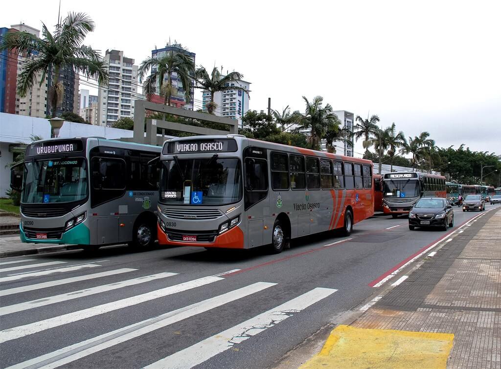 osasco - biometria facial nos ônibus causa bloqueio de benefícios