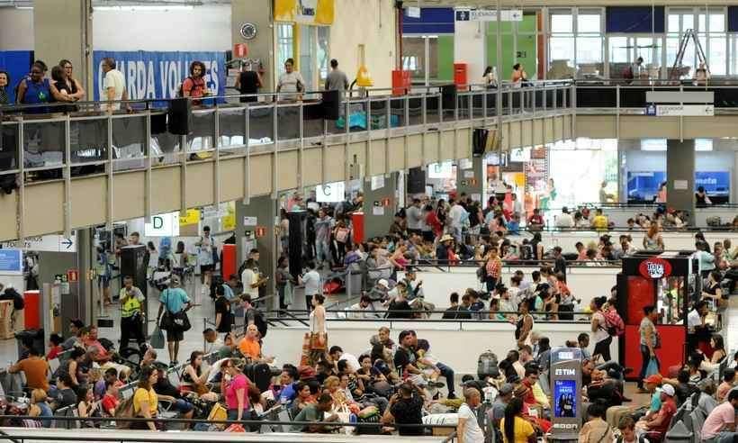 rodoviária de bh deve receber mais de 331 mil pessoas no carnaval