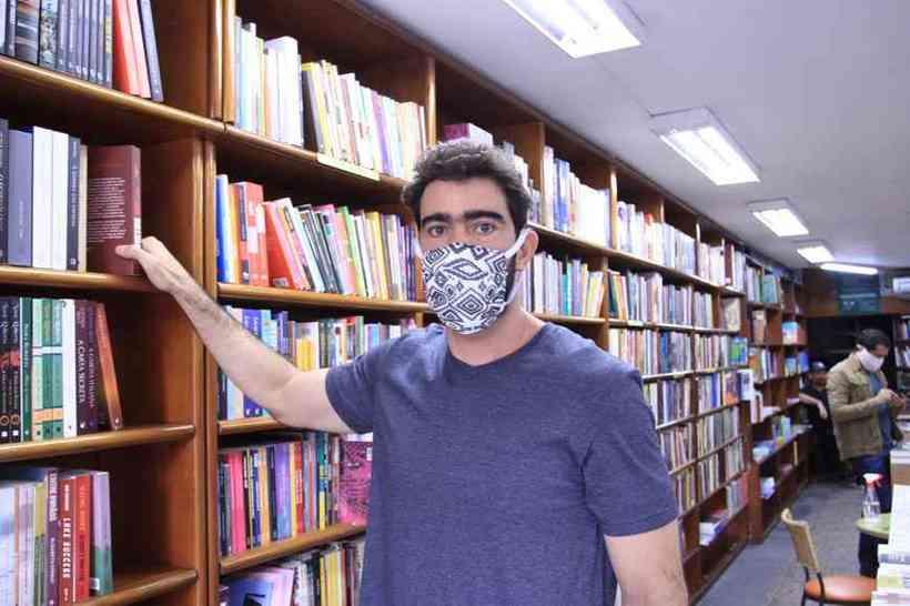 livrarias de bh reabrem com medidas mais restritivas