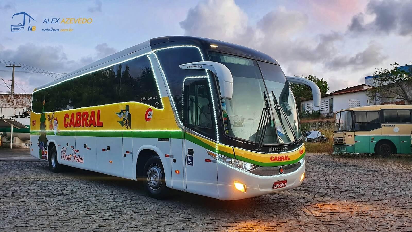 ônibus de turismo mantém operação mesmo com lockdown em macau e guamaré