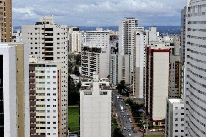 mercado imobiliário no df registra 70,8% na arrecadação de itbi