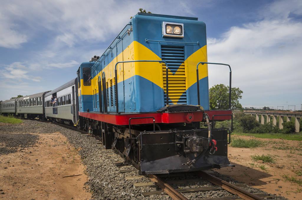 turismo ferroviário tem dificuldades de se manter na pandemia