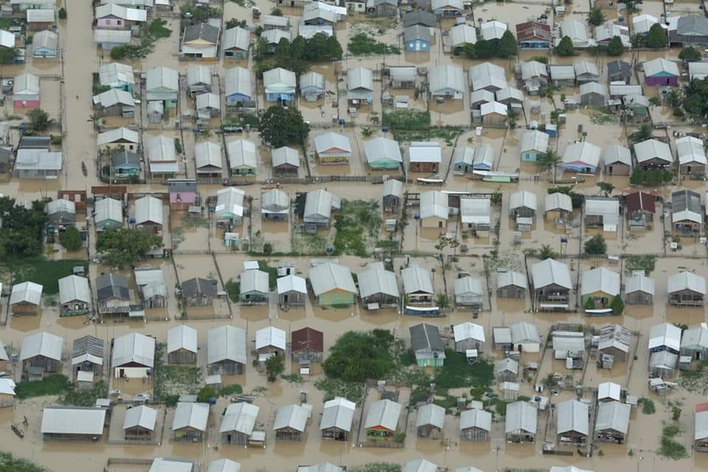 famílias desabrigadas em tarauacá devem voltar para casa após rio baixar