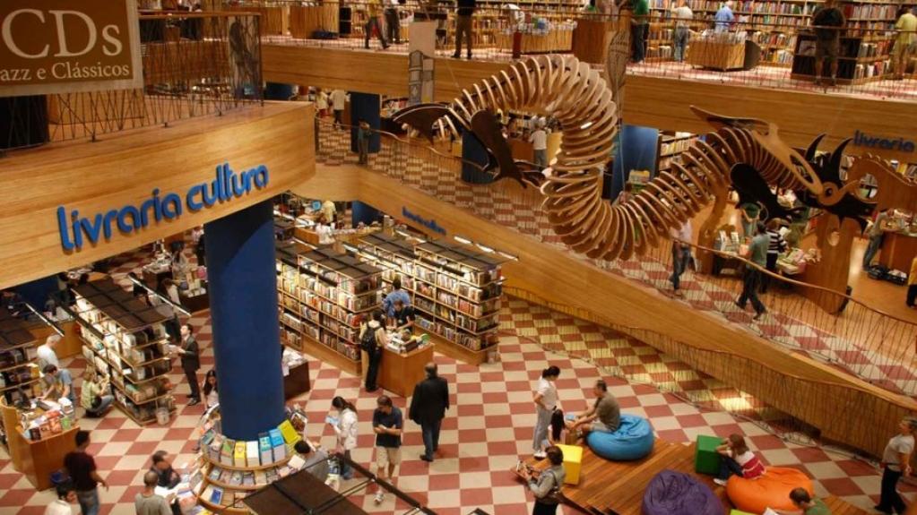rede de livrarias fecha metade de suas lojas em shoppings de são paulo