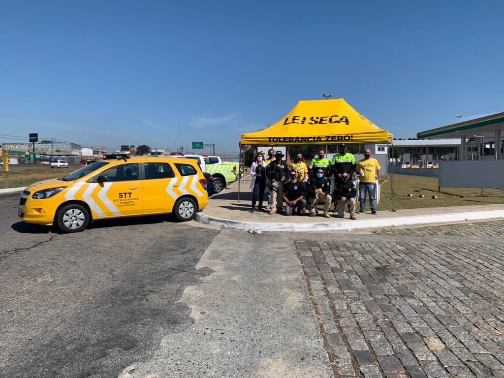 maio amarelo em guarulhos dutra concentra ações de campanha