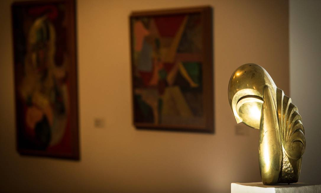 mam rj reabertura reúne maior mostra de esculturas de sua história