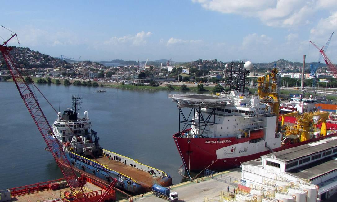 setor naval de niterói cresce 87% em meio à pandemia