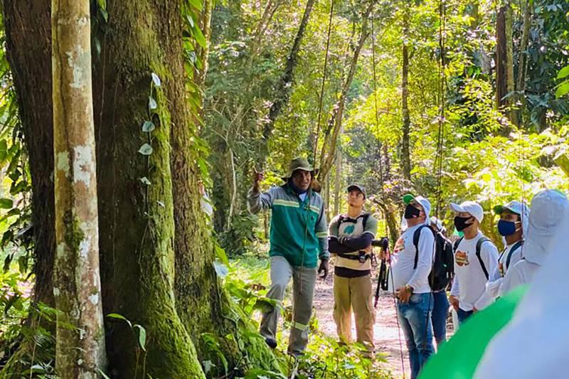 capacitação da setur integra plano turístico de desenvolvimento sustentável