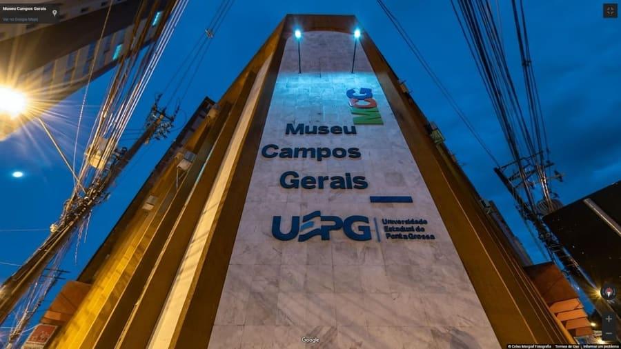 Museu Campos Gerais